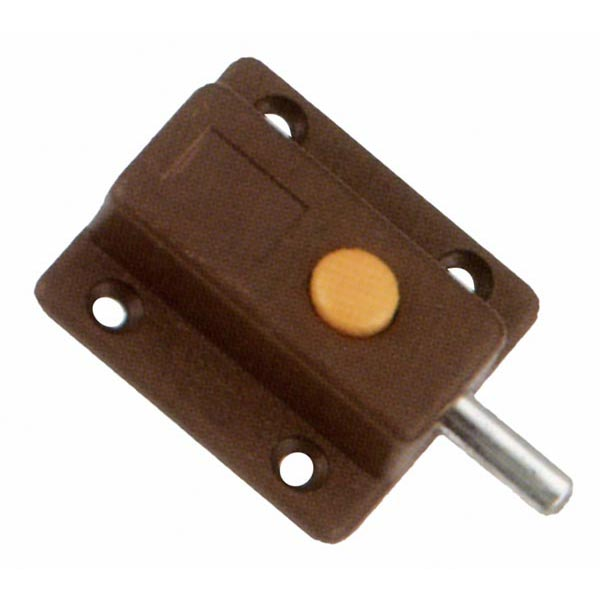 Push Open Plastic Latch (102028)
