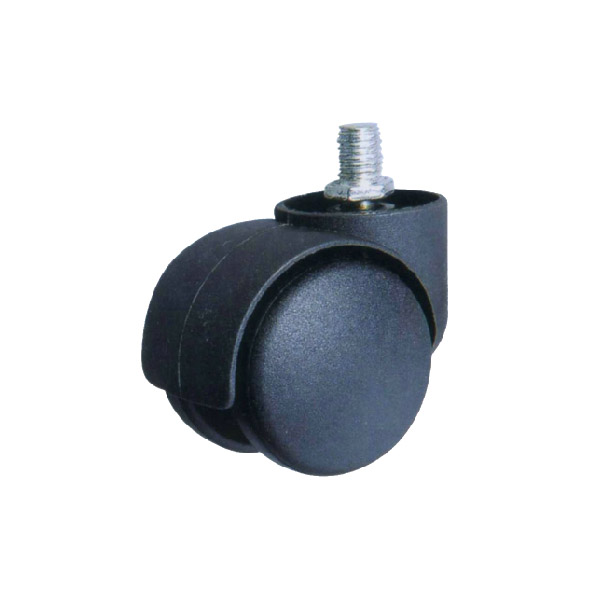 Caster With Threaded Stem (114014)