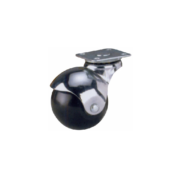 Ball Caster With Swivel Plate (114047)