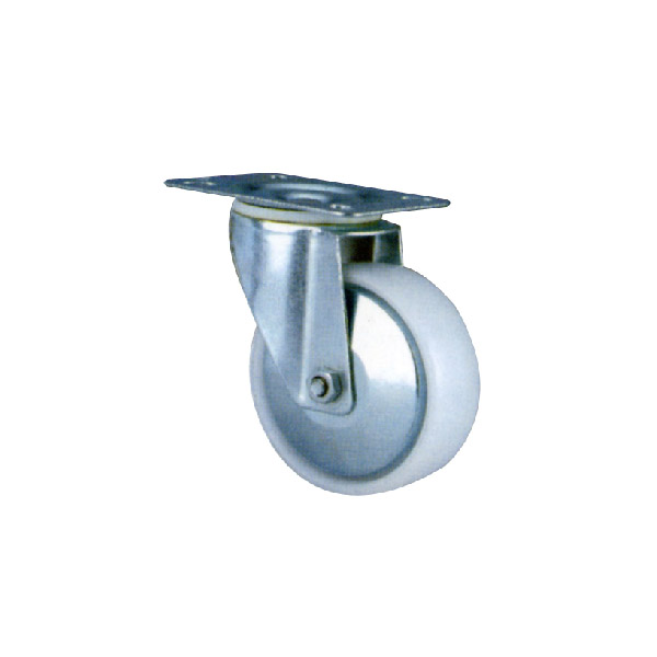 Industrial Caster with Swivel Plate (114101)