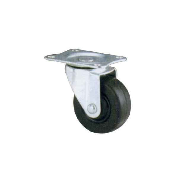 NP Caster with Swivel Plate (114126)