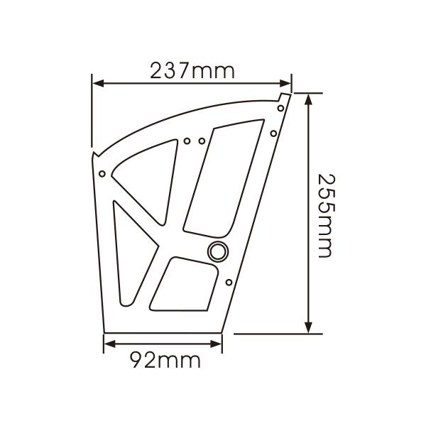 Shoe Case Bracket (400012)