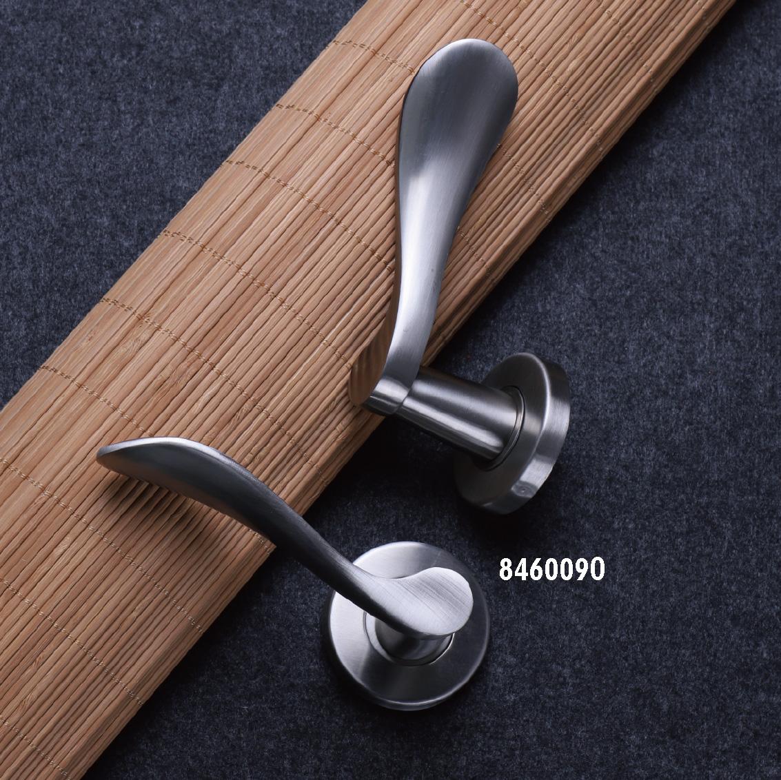 Stainless Steel Door Handle (846-P59-1)