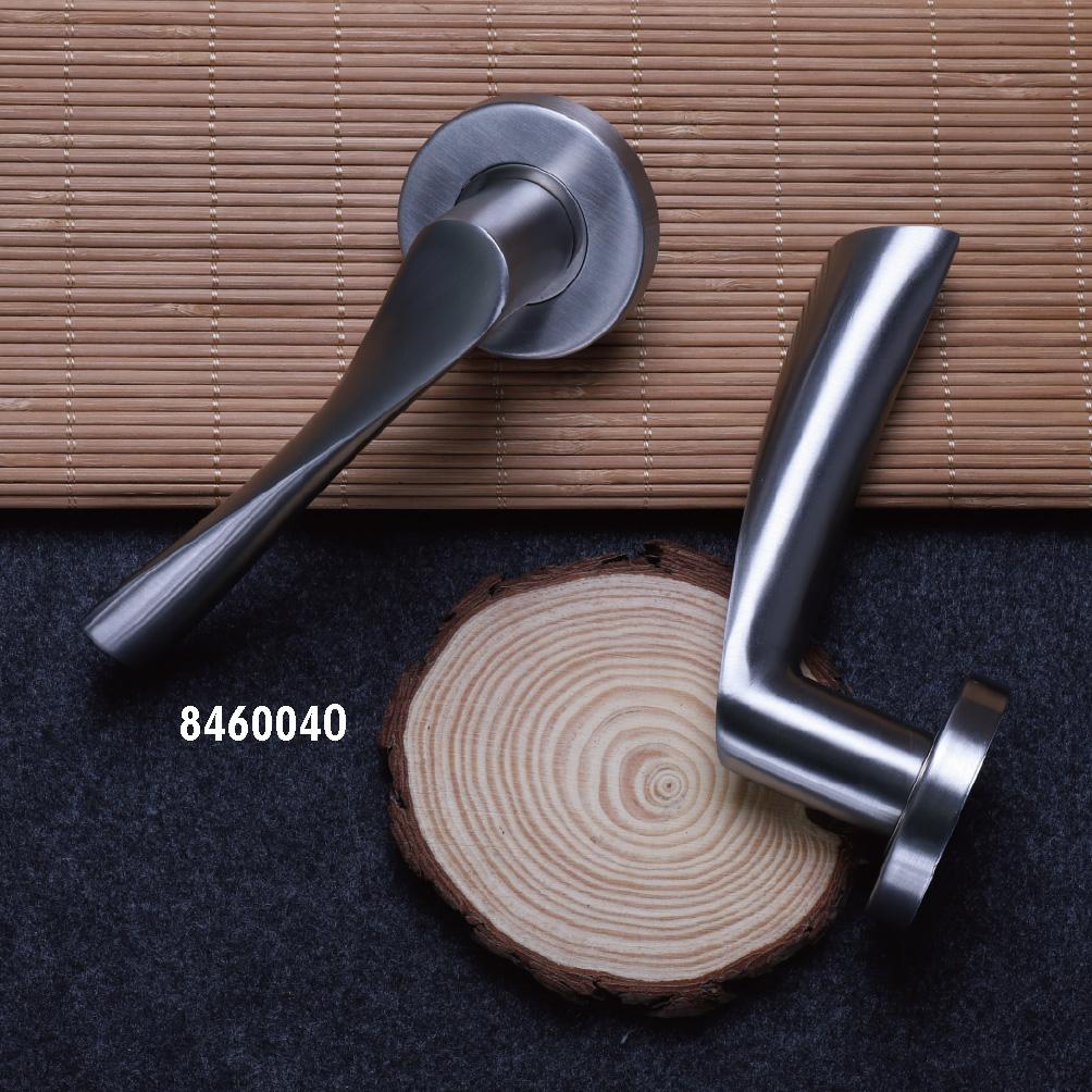 Stainless Steel Door Handle (846-P59-2)